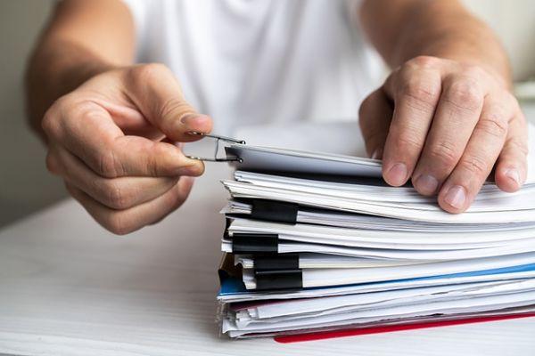 home selling paperwork