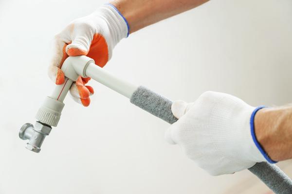 plumbing insulation