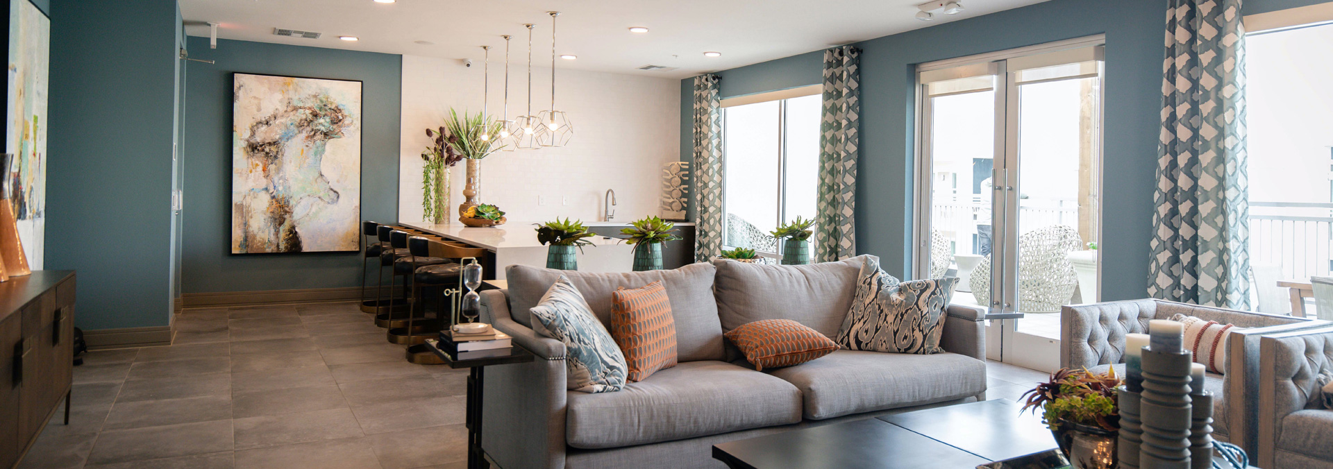 Best Decor Ideas, Rules, and Tips for Blue Interior Design
