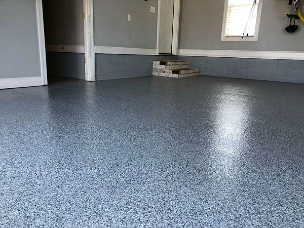 garage floor color