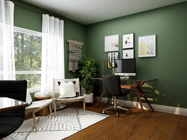 Home Office Renovation