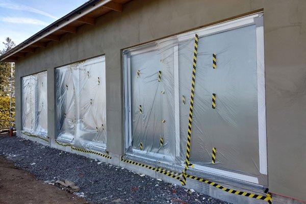 window protection film