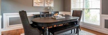 Alternative uses for formal dining room