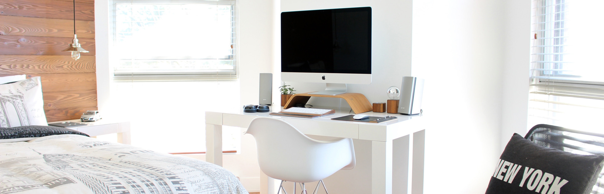 7 Impressive Bedroom Office Ideas and Tips