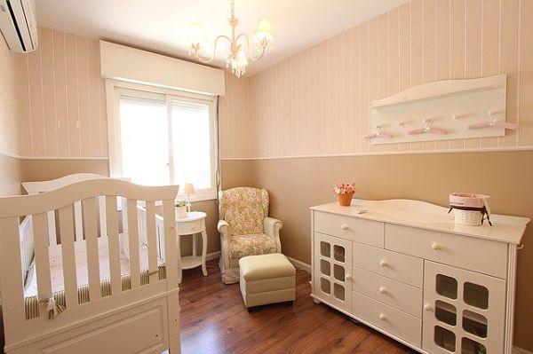 Baby storage space