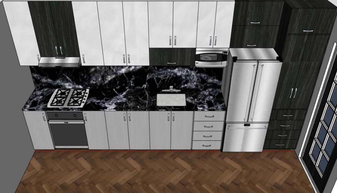 3d kitchen design ideas