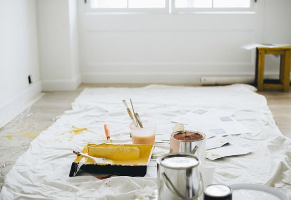 how to prep before you paint