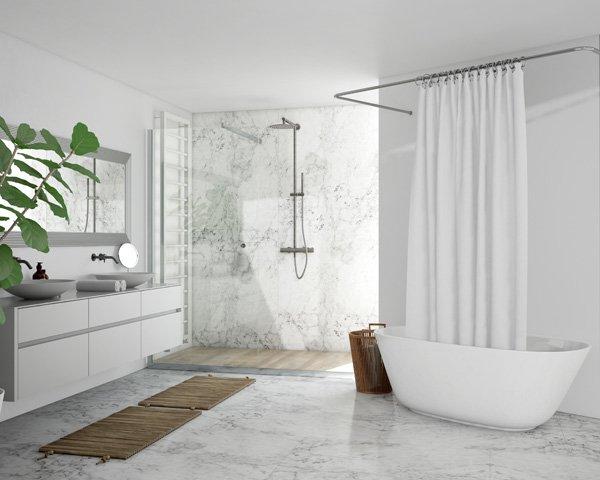 Bathroom remodel in miami