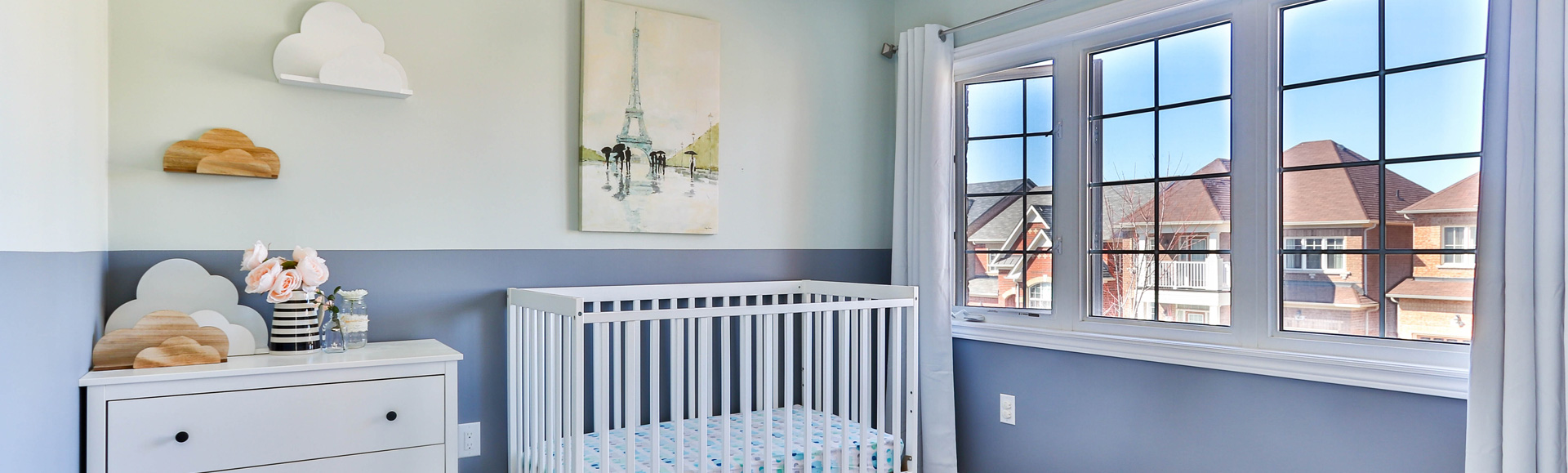 9 Must-Have Items for Designing the Perfect Baby Nursery