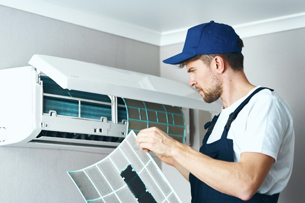 Hvac inspection and maintenance