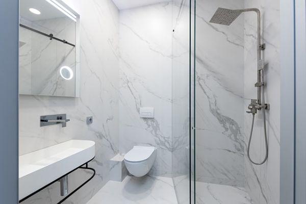 shower tile cost