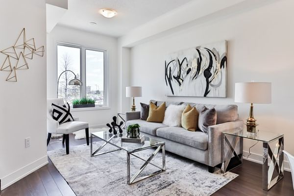 living room paint cost