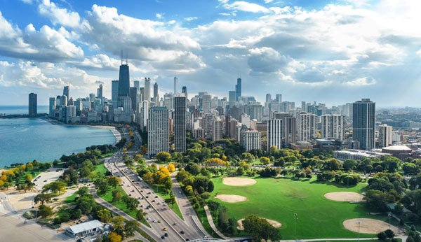 Chicago friendly neighborhoods