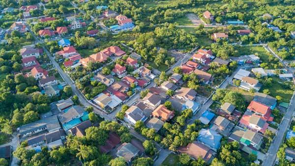 texas neighborhoods