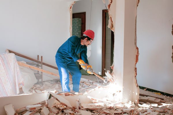 remove wall