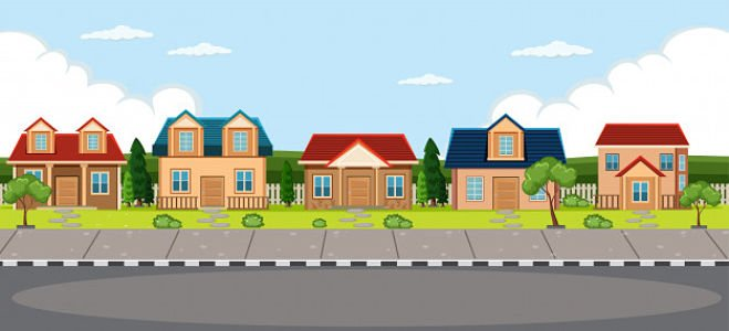 residential zones