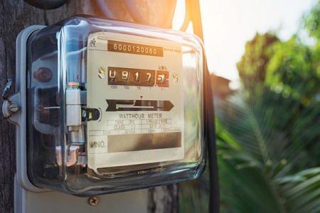measure electricity usage