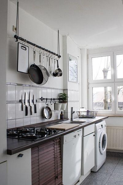kitchen hanging storage