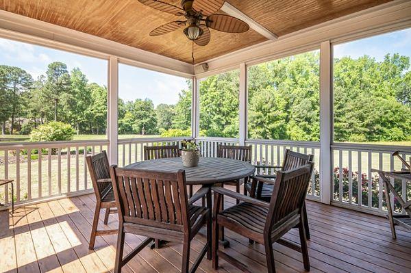 screened porch vs sunroom cost
