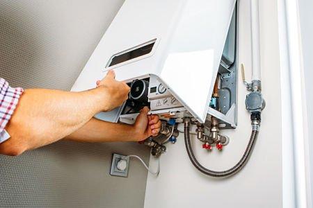 furnace inspection