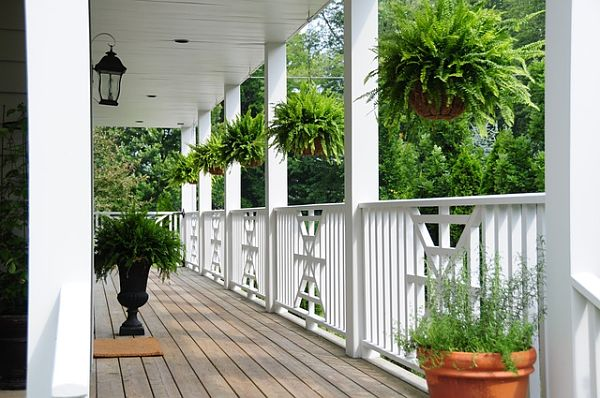 Repairing Porch Support Posts