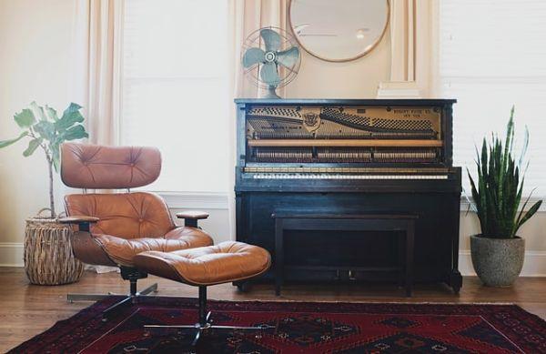 music room rug