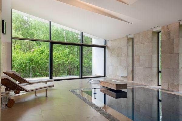 indoor pool maintenance