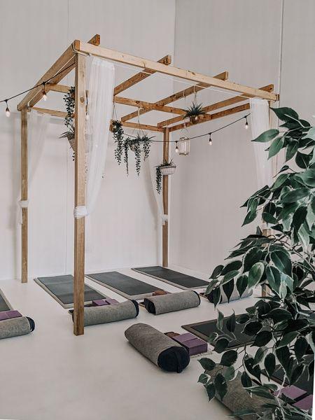 yoga room