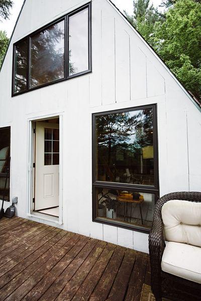 tiny house shapes
