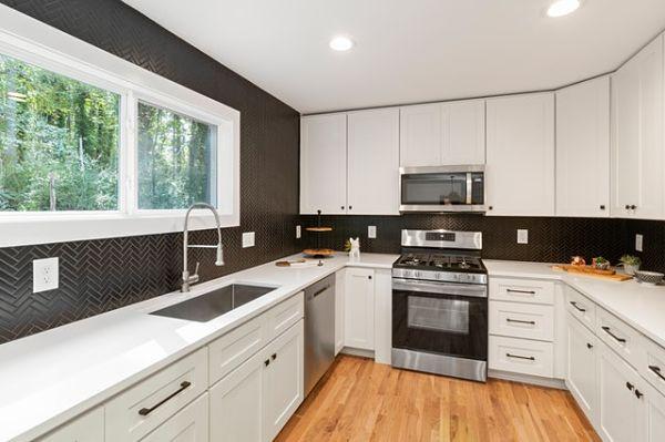 minimalist kitchen