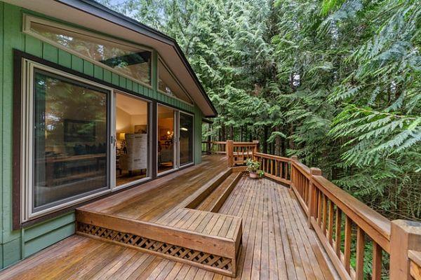 deck railing ideas