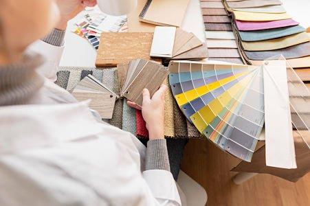 help from interior designer