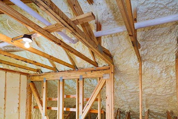 blown in insulation types