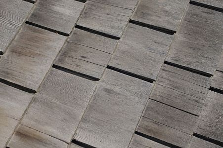 rubber roof shingles