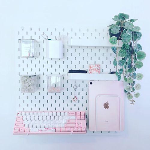 pegboard wall ideas