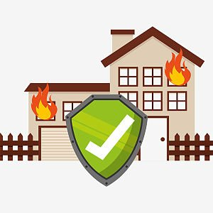 home insurance fire