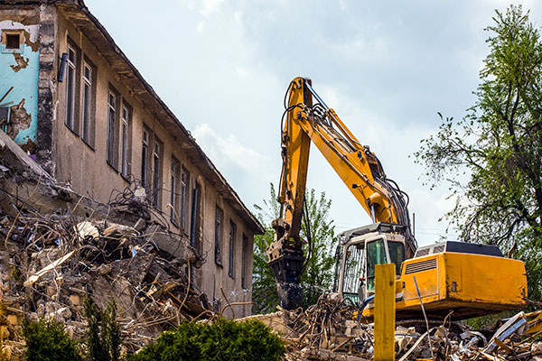 what does a demolition contractor do