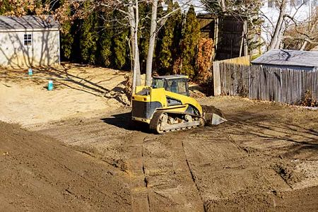 land clearing techniques