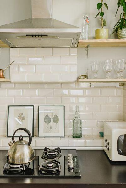 kitchen stove nook