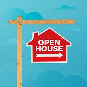 hosting your own open house