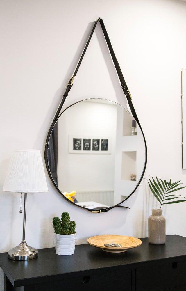 mirror decor for rental