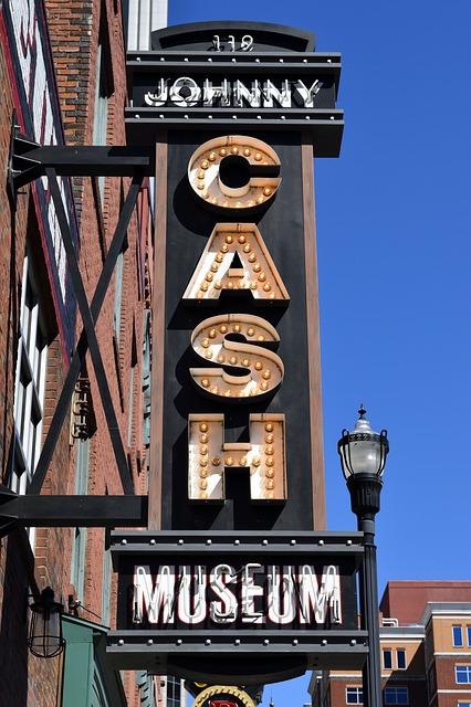 johnny cash museum at nashville