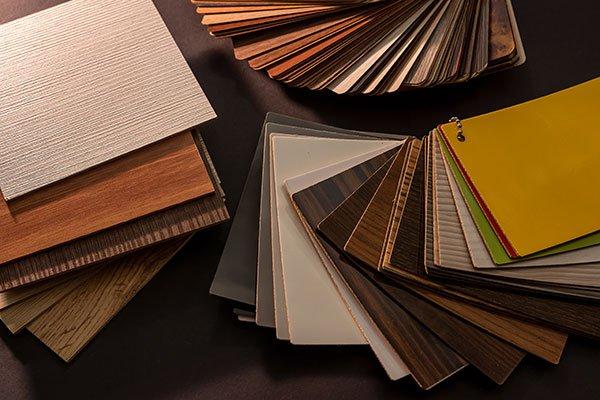 vinyl floor types